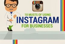 Instagram / Tips, tricks, and infographics helping you make the most out of your marketing efforts on Instagram