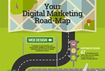 Digital Marketing / Tips, tricks, and infographics helping you make the most out of digital marketing