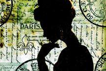 Paris et Paillettes / #Art#Ancientcity#Magic#Charm#Architecture##Theater#Dance#Cityoflove