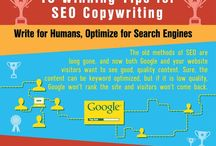 Copywriting / Tips, tricks, and infographics for maximising your copywriting