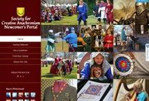 New To the SCA .. WELCOME! / The SCA has grown from a small backyard tournament in 1966 to an international network of over 40,000 members, organized into 19 Kingdoms spanning the globe.Typical events include tournaments, revels, banquets, craft guild meetings and teaching seminars. Our events are for participating, not simply spectating.  The Barony of Altavia includes the San Fernando Valley, and Santa Clarita area.. www.sca-altavia.org Pins on this board are not meant as an endorsement of any sellers or products.