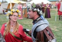 Royals: Agrippa & Bridget Info / Agrippa and Bridget's garb will be Romano-Celt, they've been pinning some garb information for your recreation pleasure.