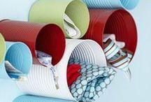 DIY / Idées de bricolage, customisation, récupération, recyclage...