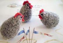 DIY / Knitting / Patterns & ideas