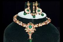 Jewelry sets / Traditional Ethnic Indian style jewelry sets