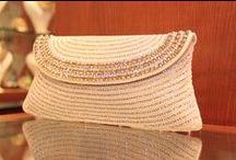 CLUTCH/PURSE / Indian style clutch, purses, etc