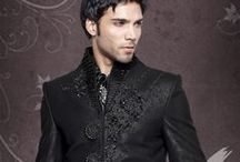 Indian Wedding- Menswear / Exclusive collection of traditional and modern menswear for Indian wedding and parties.