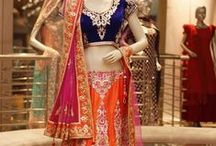 Designer Bridal & Formal Collection / Our latest bridal & formal collections. Anarkalis, Shalwar Kameez, Sarees, Lehenga Cholis, Chooridars, Gowns, and more!