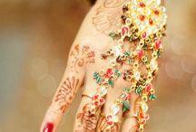 Bollywood wedding theme