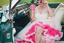 Candy Crush wedding theme