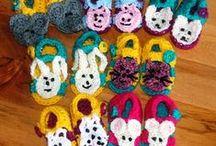 Krafty Kiwi Crochet patterns / Crochet patterns that I have designed