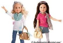 16 inch doll ideas / doll clothes / by Margaret Nicholson