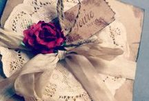 Wedding~Bouquets & Invitations
