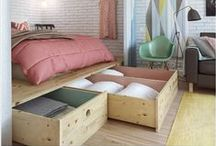 Hacks for Small living Spaces