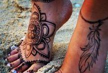 Tattoos & Henna
