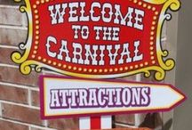 Carnival party: childeren
