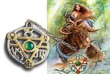 Zodiac Pendants