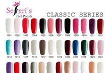 Seferis Nails / To www.seferis.gr είναι ένα ηλεκτρονικό κατάστημα το οποίο απευθύνεται σε επαγγελματίες της ομορφιάς. www.seferis-nails.gr | Email: info@seferis.gr | Τηλ: 6987707009