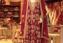 Pakistani Bridal Collection / Latest exquisite collection of  Pakistani Desinger  Bridal Lehenga , Anarkali, straight Suits, Chooridar.  Available In Store and Online at www.sahil.com