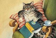 Pro Terezu/For Tereza / Kočky, Anglie, a další věci které se toho týkají  ;-) / Cats, England and other things around it....