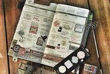 Planner | Goals | Habits | Journey / #organise #planner #todo #journey #day #goals #believe #months #design