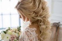Wedding ~ Hairstyles & Make-up