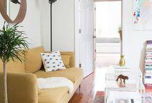 El living room