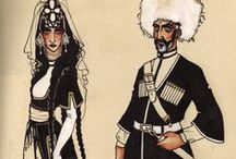Baltic Story Costume Research / Ideas for costume for my novel set in the Baltic states citca 1600