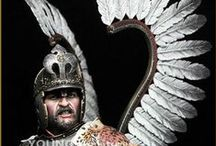 Polish Winged Hussars / Research from my Baltic States story