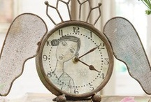 Clocks / by Kathy Burris