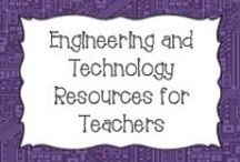 Engineering and Technology Resources for Teachers / Share your favorite engineering/technology resources (free and paid) with fellow teachers! Please e-mail AdvntrsinScience@aol.com if you would like to collaborate on this board!  Thanks, and happy sharing!