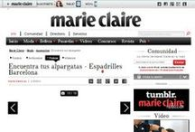 CLIPPING / Menciones de Espadrilles Barcelona en internet y prensa.