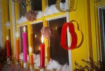 Winter Window Competition / Looking for window dressing inspiration? Want to browse the competition entries? Here is our collection of festive window decorations for #shutterlyxmas 2013.  The competition is now closed.