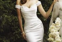 Things to Wear on the day / Wedding dresses