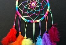 Dreamcatchers / Dreamcatchere realizate manual, unicat.
