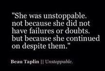 Inspiring quotes :o)