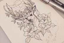 draw \ art