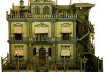 Doll house and Miniatures