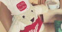 Miś Endo / Endo Teddy Bear