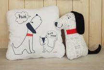 Poduchy i poduszeczki / Kids' Pillows JZ'14