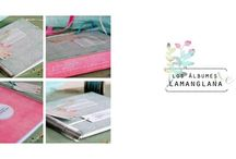los albumes de lamanglana / album fotos espiral, libros de firmas para bodas. Spiral album guest book wedding