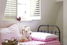 Kids' room and nursery shutter ideas / Colourful, restful or just plain easy-to-live-with shutter ideas for a pretty nursery or fun and funky kid's bedroom