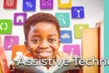 Assistive Technology / What is Assistive Technology?  Assistive technology (often abbreviated as AT) is any item, piece of equipment, software or product system that is used to increase, maintain, or improve the functional capabilities of individuals with disabilities.  BluebeePals.com