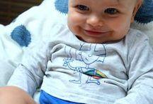 Niemowlak / Baby JZ'15 / Ubranka dla niemowlaka: http://endo.pl/dla-niemowlaka Endo ubranka dla dzieci