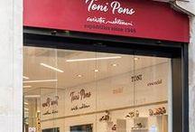 LA TIENDA DE ESPADRILLES BARCELONA / Ven a visitar nuestra tienda de Barcelona, en ella encontrarás la mayor gama de alpargata de la marca Toni Pons.