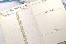 Bullet Journal | Planning semaine