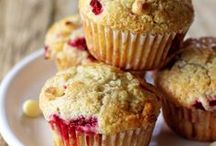 Muffin and Scone Recipes / Creative & tasty muffin & scone recipes - sweet & savoury
