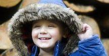 Kurtki zimowe / Winter coats JZ2016 / Kurtki dla dzieci, ciepłe parki, płaszcze i kombinezony dla dziewczynki i chłopca. www.endo.pl