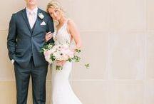 Wedding Inspiration | Blush and Gold / Wedding Inspiration: Blush and Gold Weddings