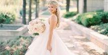 Wedding Inspiration | Spring / Wedding Inspiration: Spring Weddings